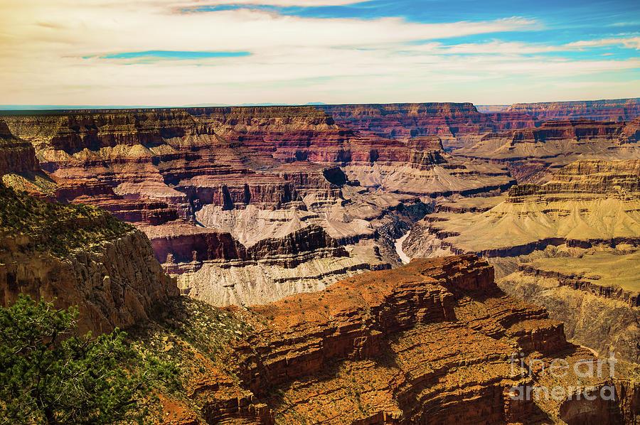 Grand Canyon South Rim #8 by Blake Webster