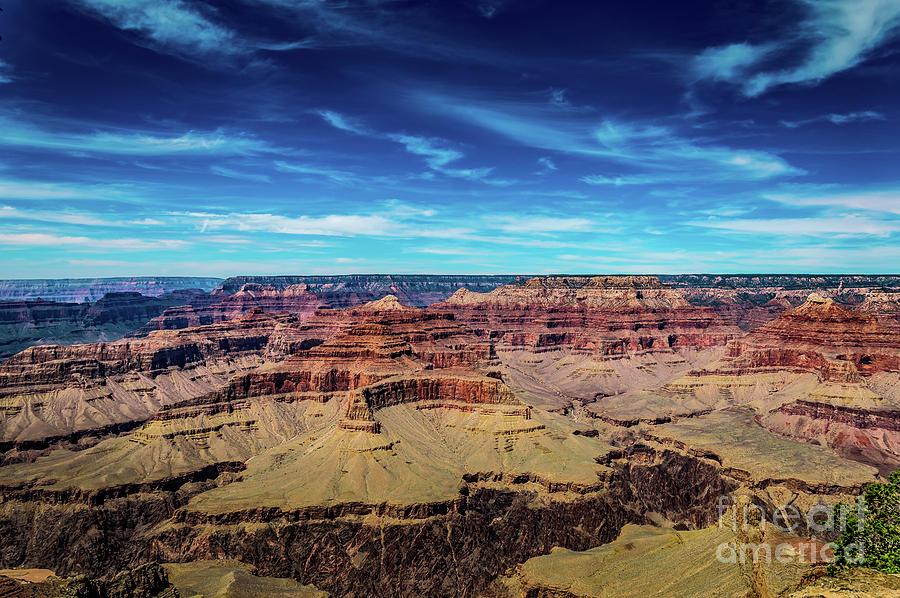 Grand Canyon South Rim #9 by Blake Webster