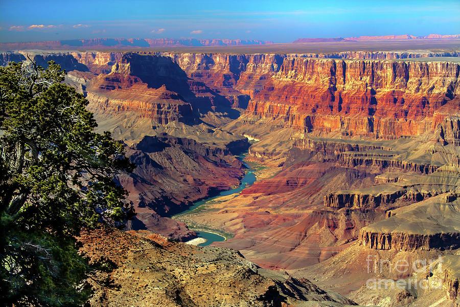 Grand Canyon Photograph - Grand Canyon Sunset by Robert Bales