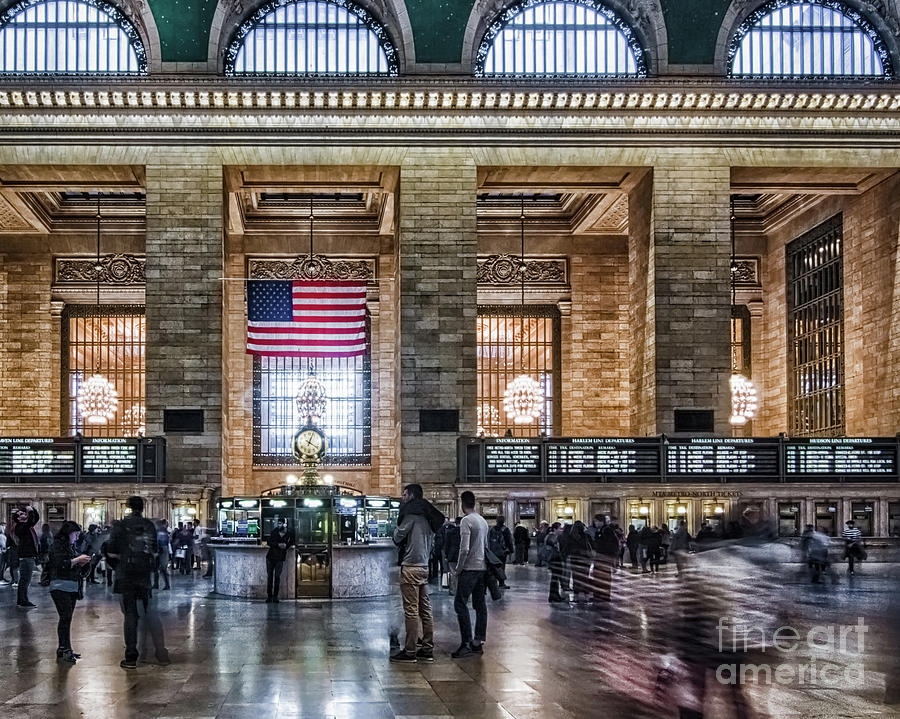 Grand Central Station by Joseph Perno