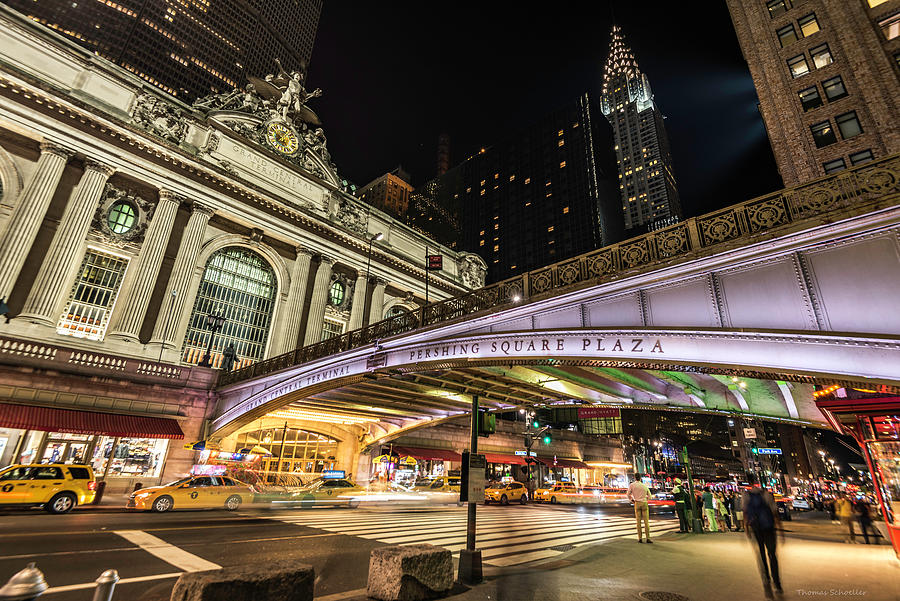 Grand Central Terminal by T-S Fine Art Landscape Photography
