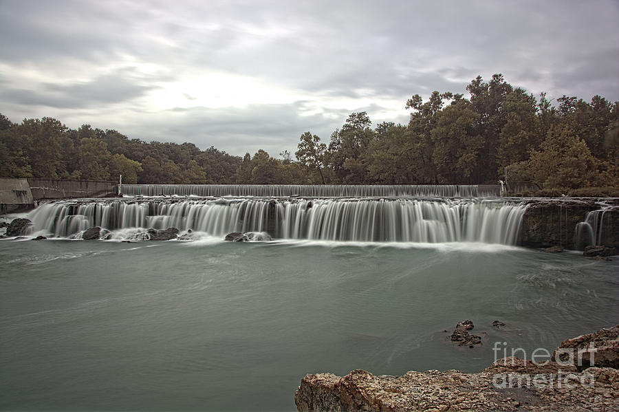 Grand Falls, MO 2 by Steve Edwards