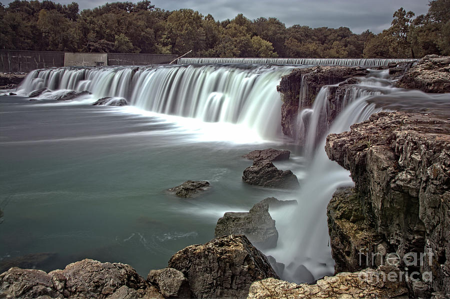 Grand Falls, MO 3 by Steve Edwards