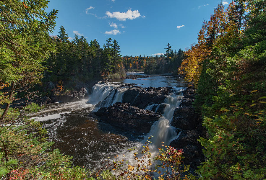 Grand Falls by Rick Hartigan