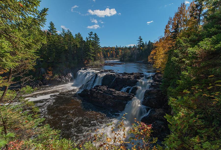 Grand Falls by Rick Hartigan
