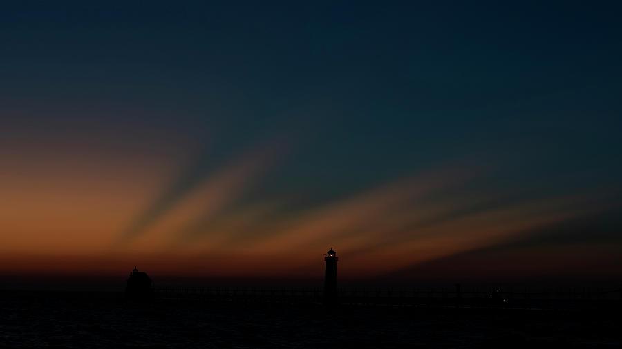 Grand Haven Pier Lighting Ceremony 9301904 by Rick Veldman
