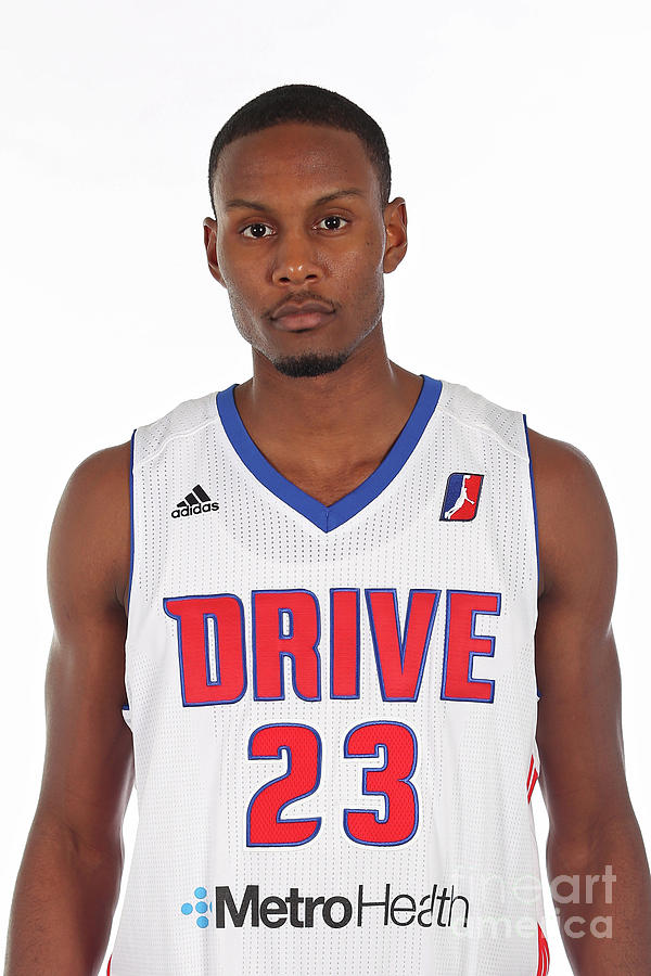 Grand Rapids Drive Media Day 2015 Photograph by Nba Photos