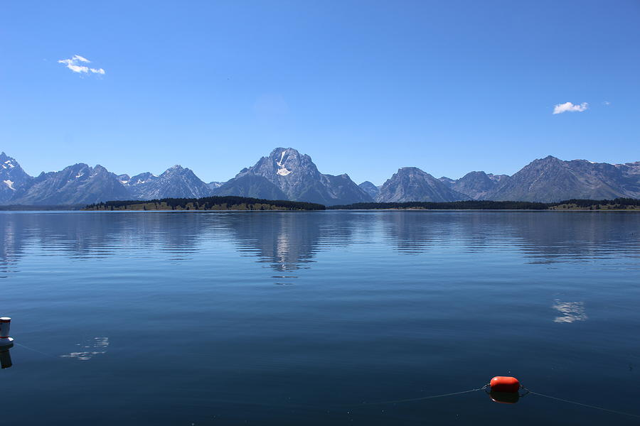 Grand Tetons by FD Graham