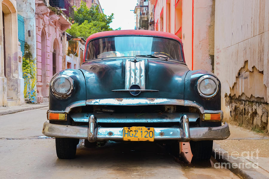 Grandpa s Car by Fine Art On Your Wall