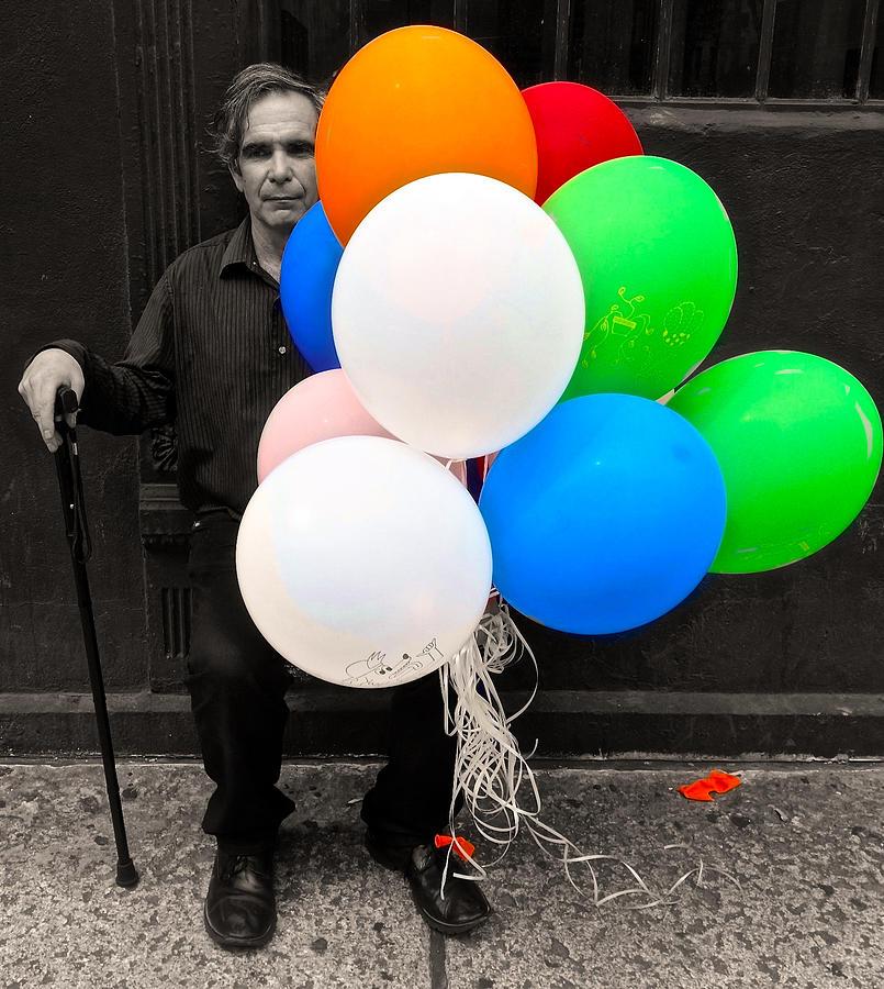 Grandpops Balloons by Joan Reese