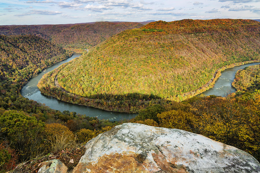 Grandview Overlook by Fran Gallogly