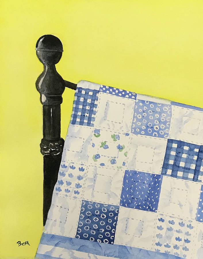 Granny's Quilt by Beth Fontenot