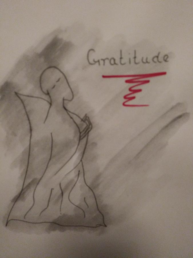 Gratitude by Tina Marie Gill