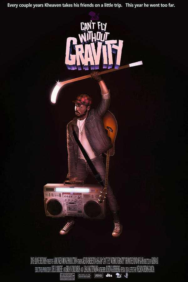 Gravity by Nelson Dedos Garcia