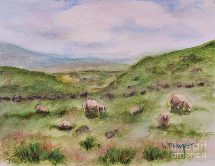 Grazing by Laurie Morgan