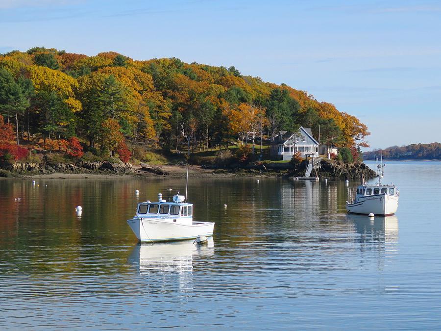 Great Diamond Island Maine by Keith Stokes