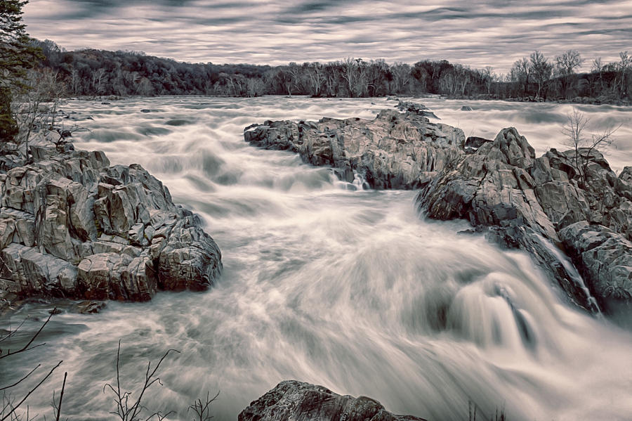 Great Falls by Travis Rogers