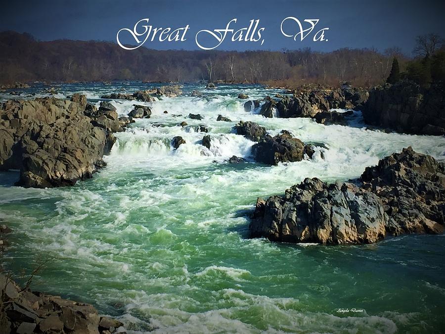 Great Falls, Va. by Angela Davies