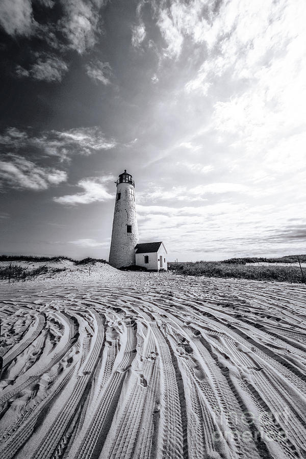 Great Point LIghthouse by Susan Garver