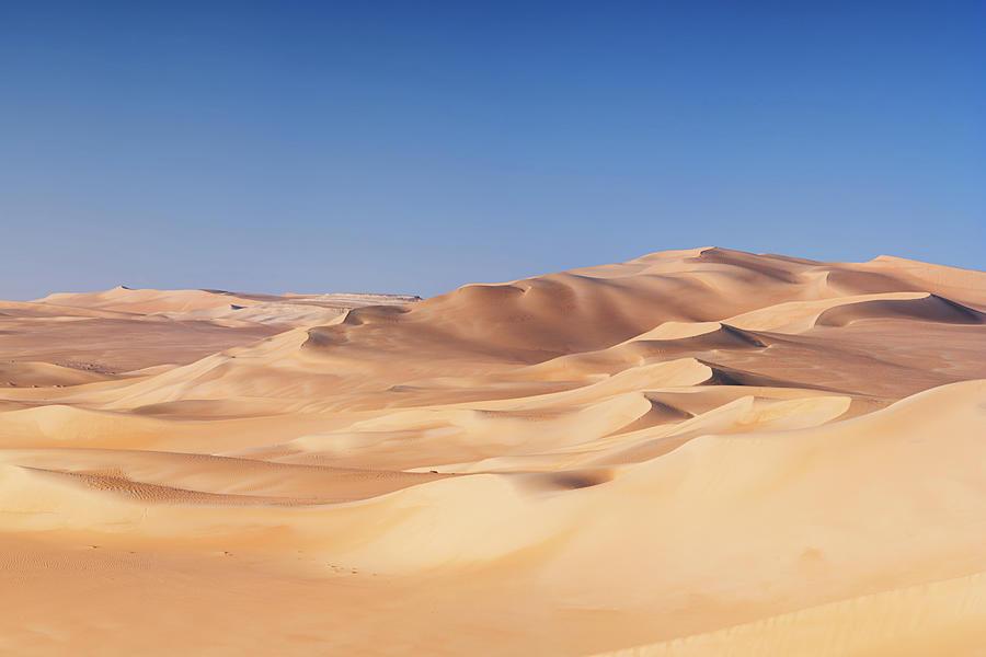 Great Sand Sea, Sahara Desert, Africa Photograph by Hadynyah