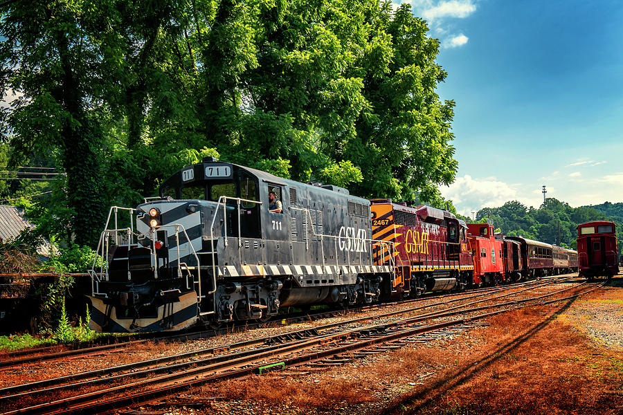 Great Smokey Mountain RR Bryson City NC-GRK4490_06162019 by Greg Kluempers