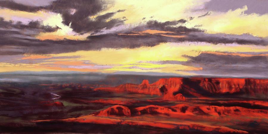 Great Western Sky by Sandi Snead