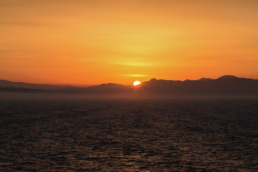 Grecian Sunrise by John Daly