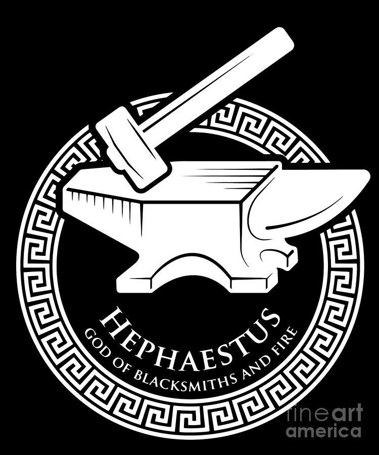 Hephaestus - Crystalinks |Hephaestus Greek God Symbol