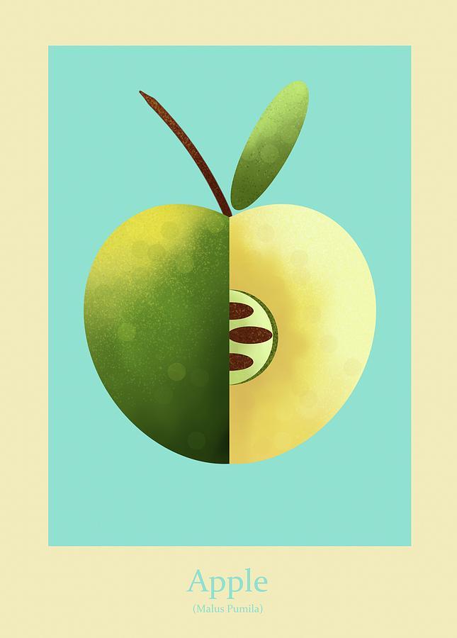 Green Apple by Joe Gilronan