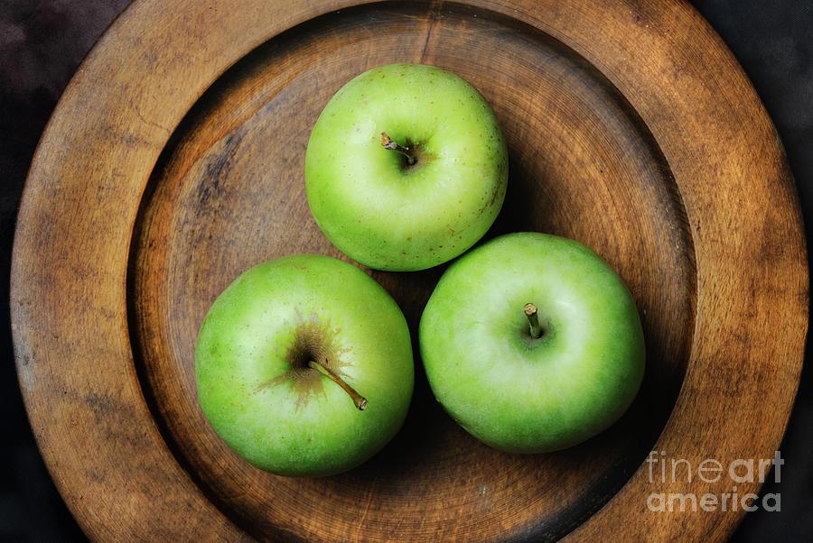 Green Apples by Jelena Jovanovic