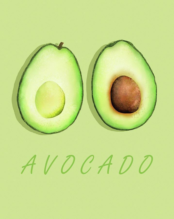 Green Avocado by Joe Gilronan