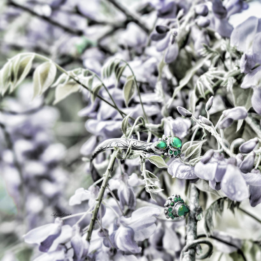 Green Bracelet by Sharon Popek