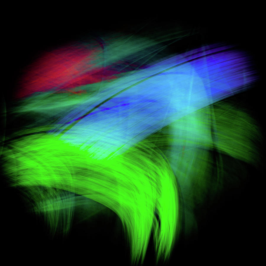 Green Cat by Darryl Dalton