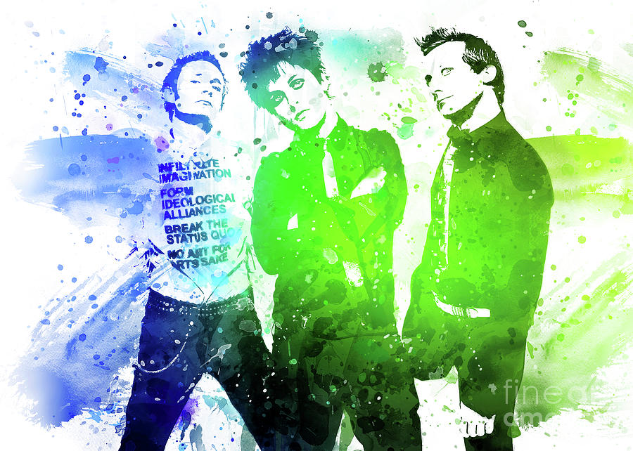Green Day by Ian Mitchell