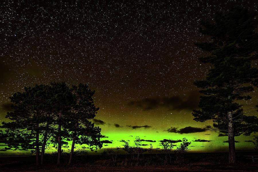 Green Glow by John Wilkinson