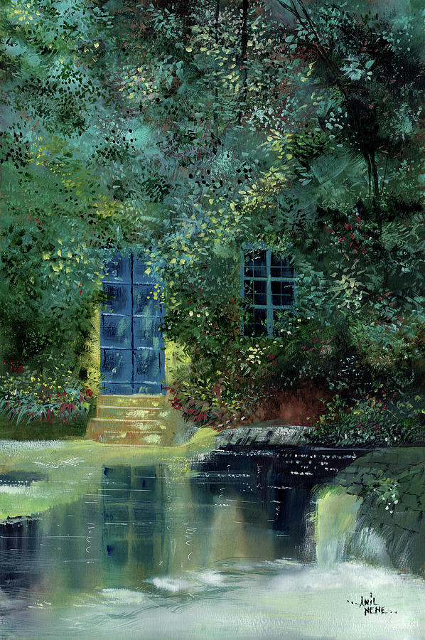 Green House by Anil Nene