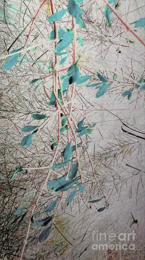 Green Leaves by Marcia Lee Jones