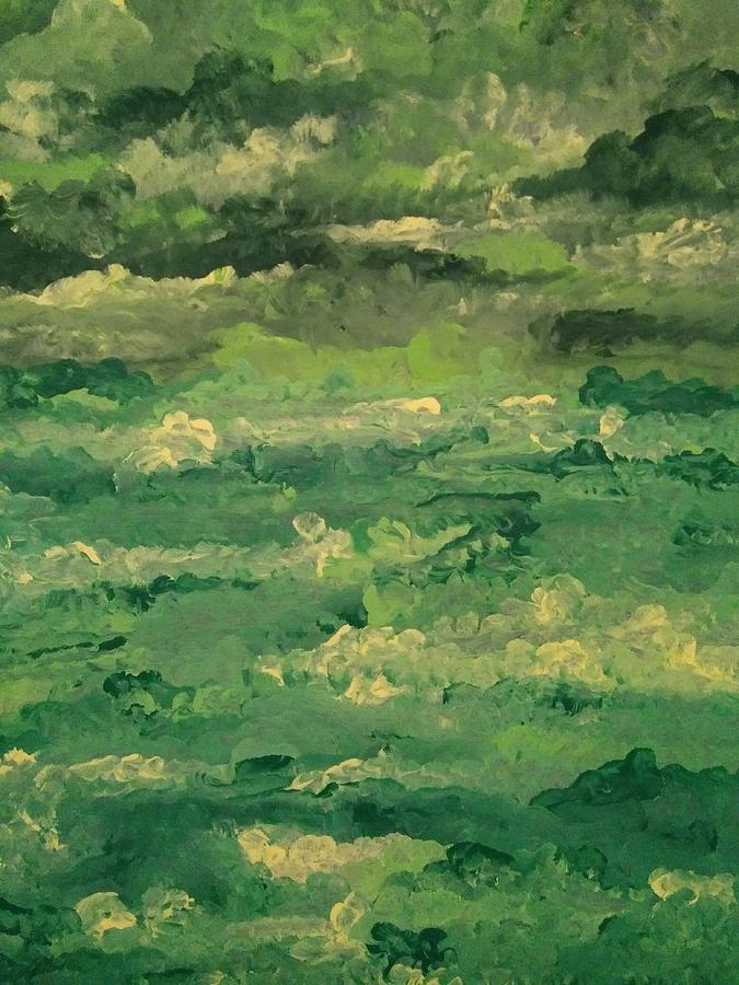 Green Pastures by Tina Marie Gill