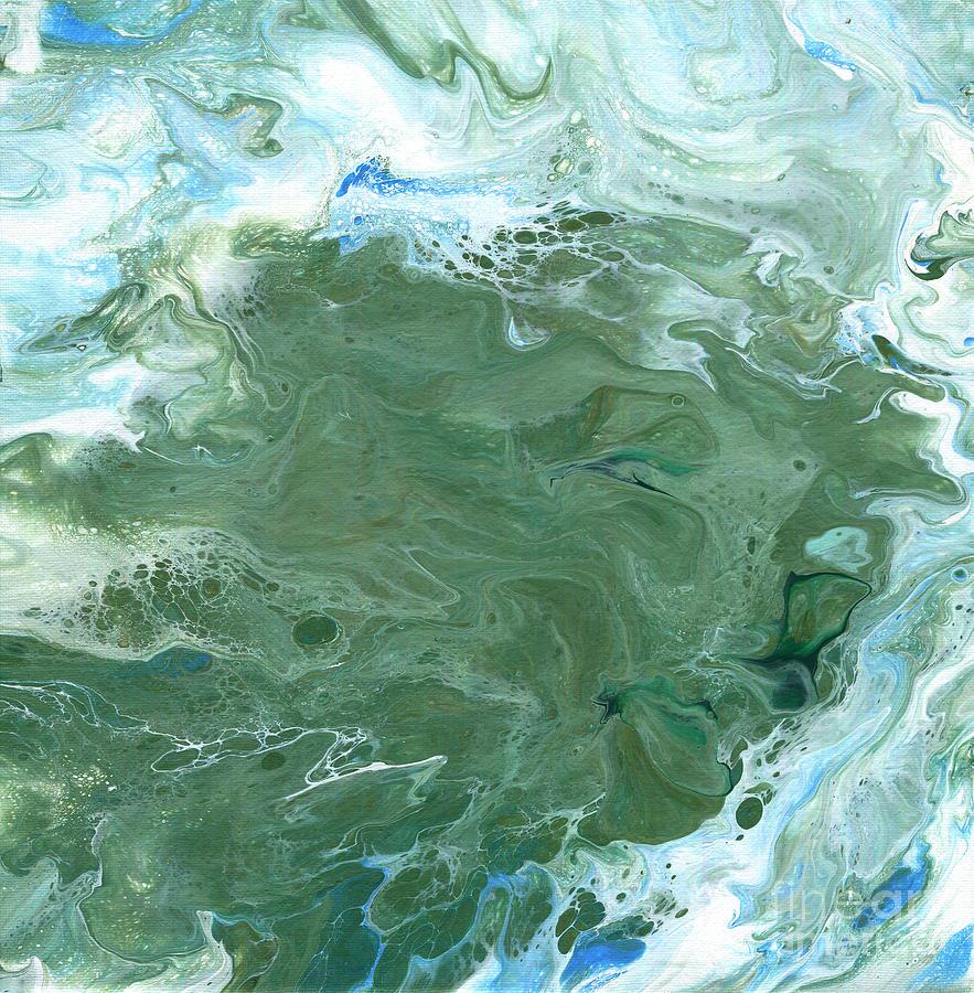 Green Peninsula by Marlene Book