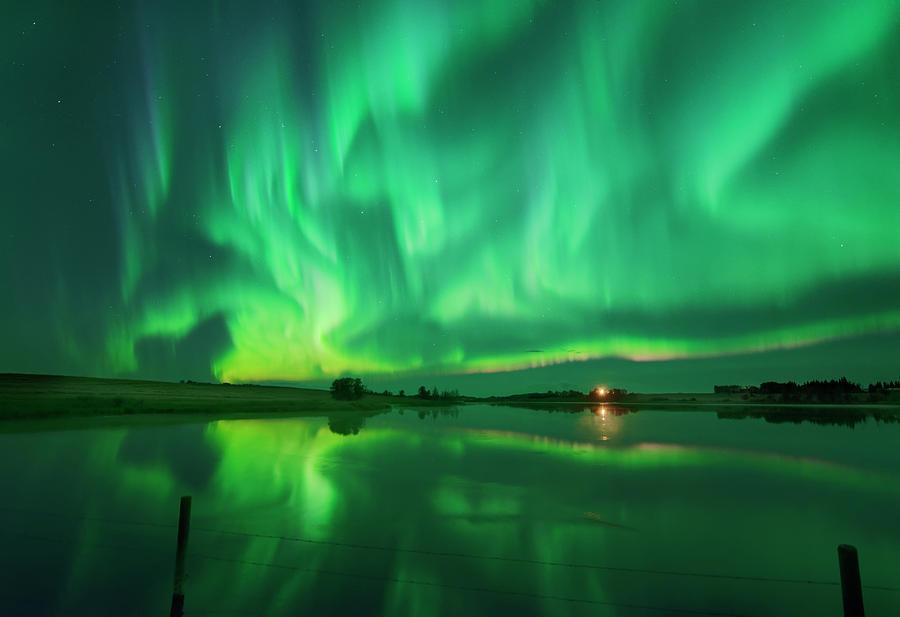 Green Skies by Dan Jurak
