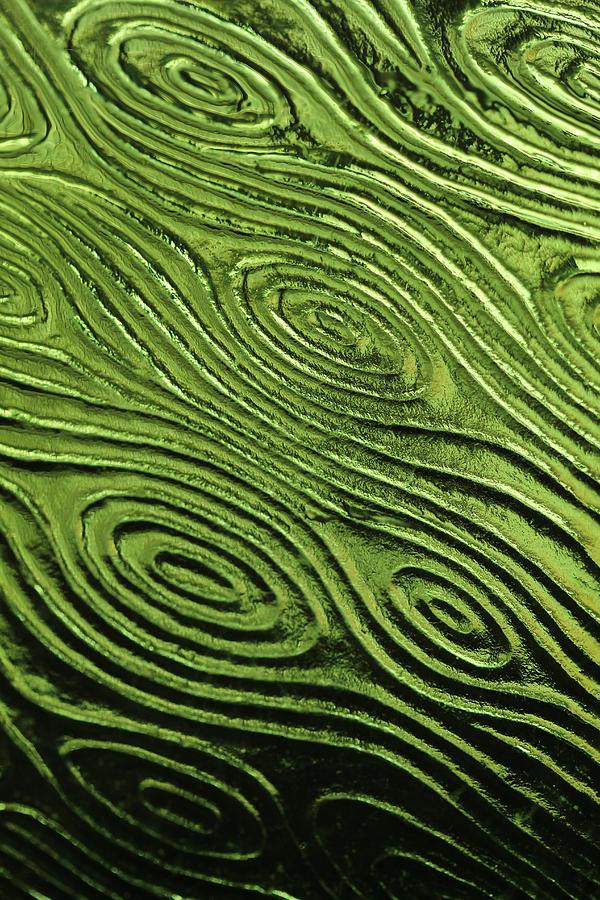 Green Spirals 8544 by AJP