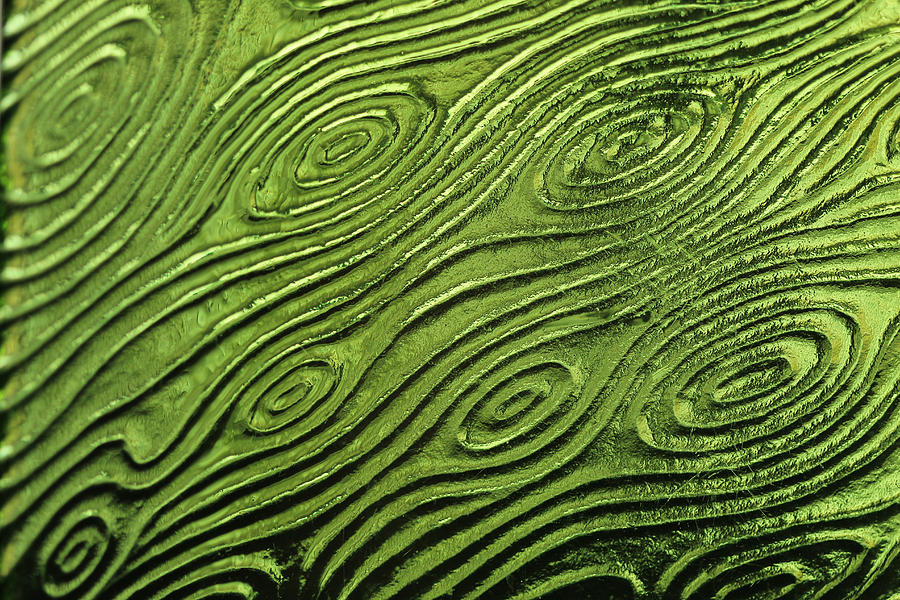Green Spirals 8548 by AJP
