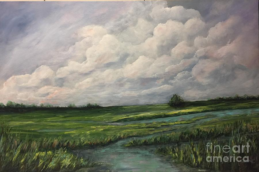 Green Valley by Connie Pearce