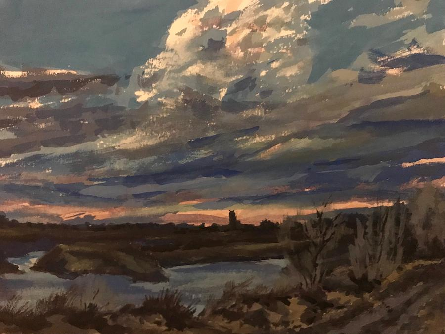 Greenbelt Cloud study by Les Herman