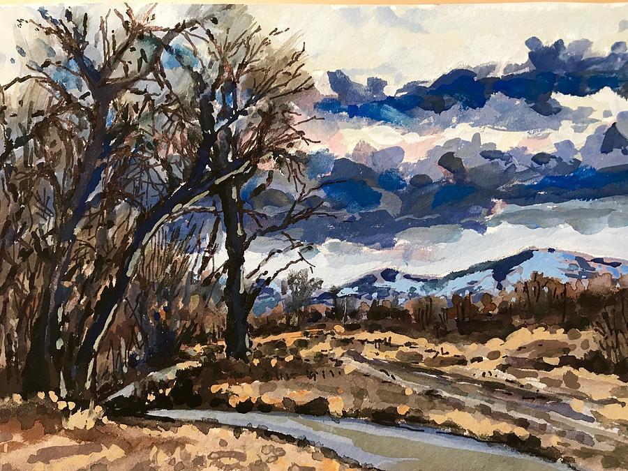 Greenbelt Study #4 by Les Herman