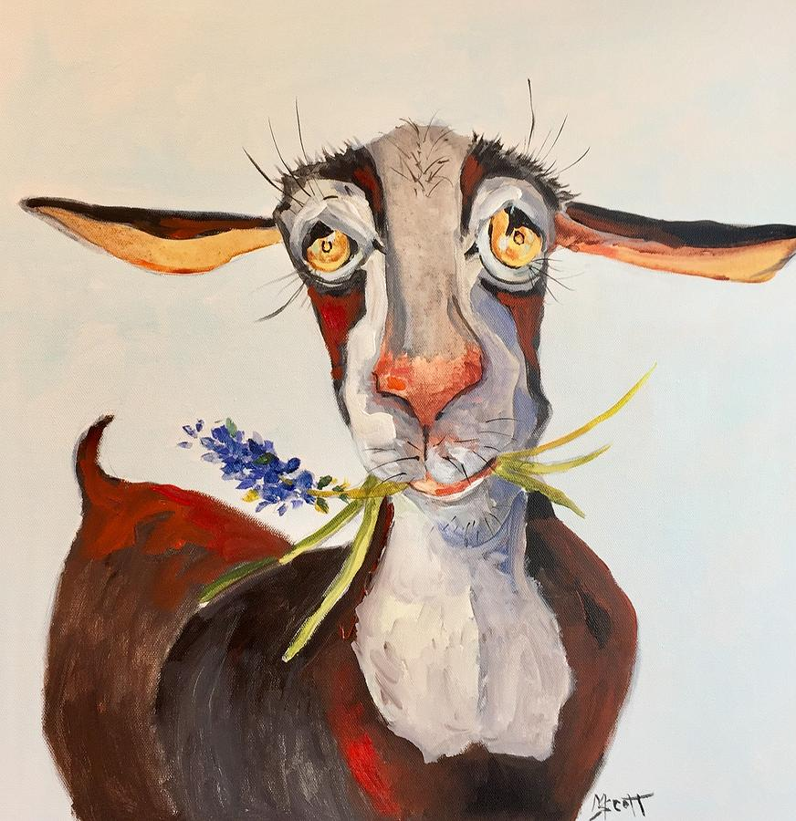 Greener Grass by Mary Scott