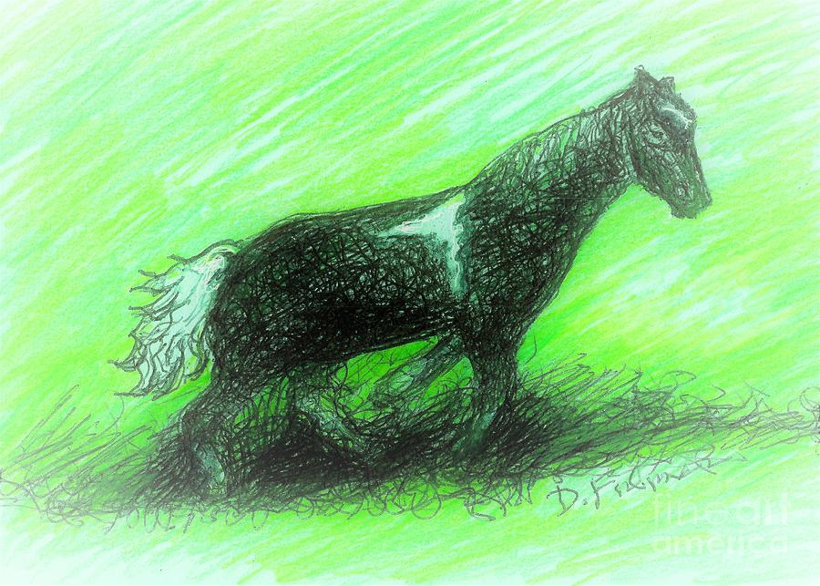 Greener Pastures by Denise F Fulmer