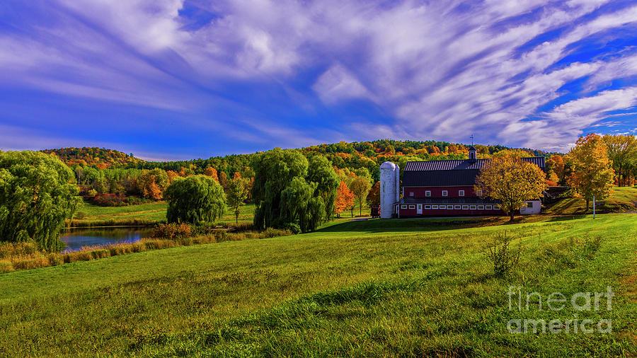 Greenrange Farm by Scenic Vermont Photography