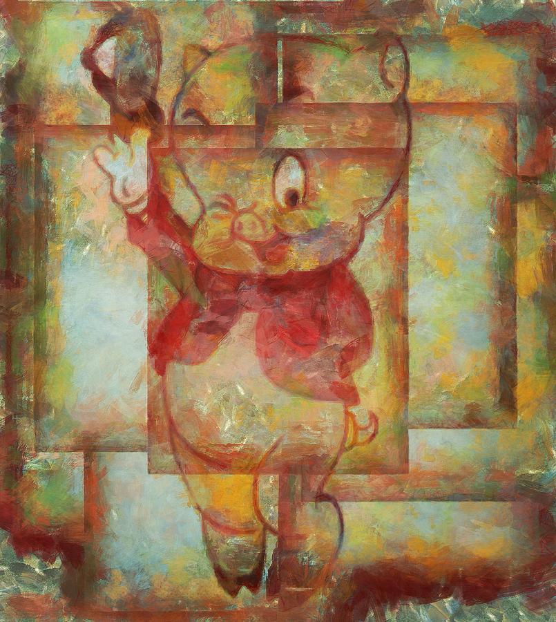 Greetings from Porky by Mario Carini