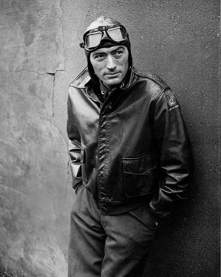 Gregory Peck Photograph by W. Eugene Smith